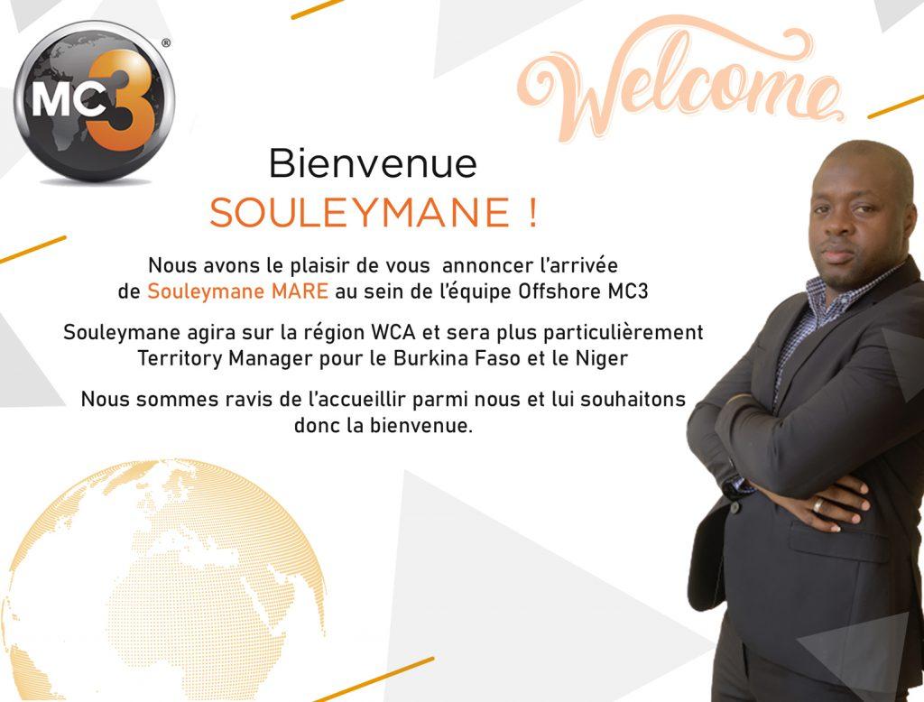 Bienvenue à Souleymane