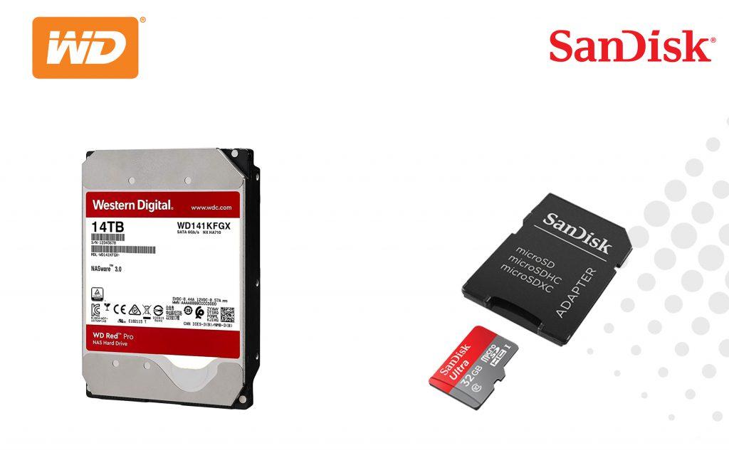 Western Digital/SanDisk